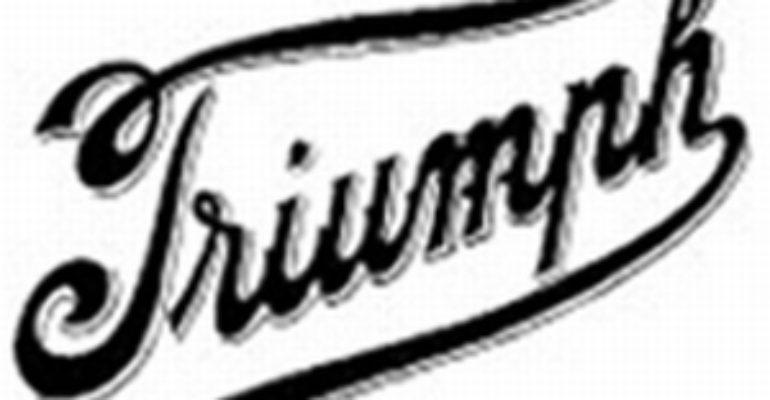 Triumph Motorcycle Logo History