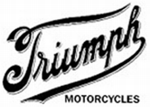 1907 1914 Triumph Script