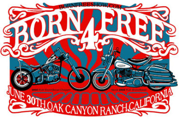 Mark your calendars – Born Free 4