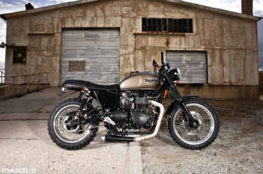 Reader's Rides :: Jim G's 2008 Triumph Scrambler