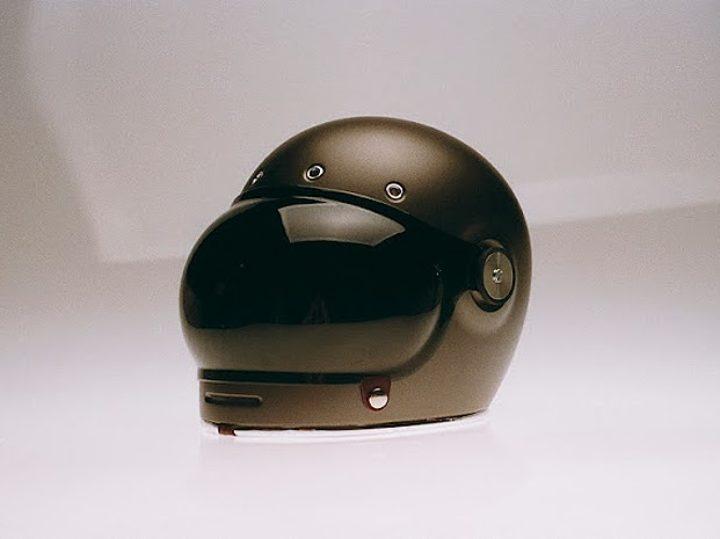 Bullitt Helmet Concept by Chad Hodge - The Bullitt