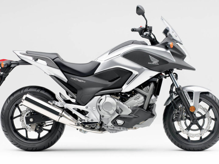 Cycle World Adventure Challenge on the Honda NC700X