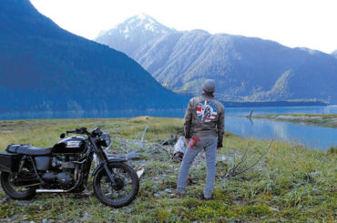 Ride Your Own Biography :: BA Moto on Triumph's Blog