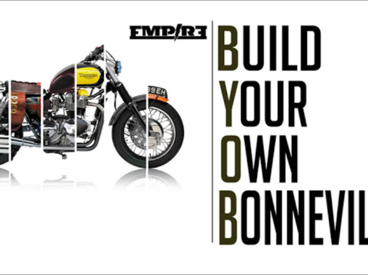 BYOB :: Build Your Own Bonneville