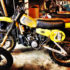 The Bullitt goes (vintage motocross) racin'