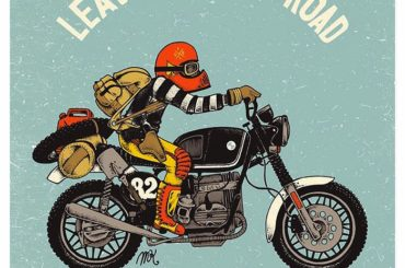 Motorcycle Illustrations :: Fuel Motorcycles