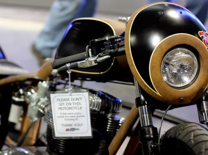 International Motorcycle Show 2013 :: Long Beach, CA