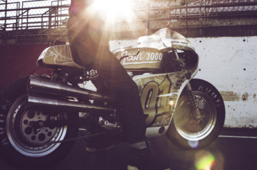 Harley Davidson Roadracer :: Iron Lung by Icon1000