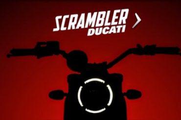 2015 Ducati Scrambler Announced :: Sneak Peek Video