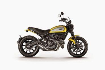 New 2015 Ducati Scrambler Model Unveil and Video
