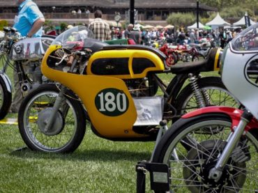 2014 Quail Motorcycle Gathering