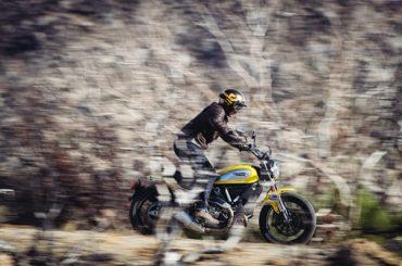 The Ducati Scrambler  – Land of Joy?  INDEED