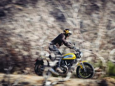 The Ducati Scrambler  – Land of Joy?  INDEED