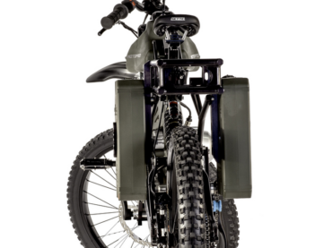 The Survival Bike by Motoped
