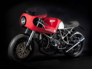 'Ad Roca' Ducati 750SS by Ad Hoc Café Racers