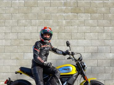 Ducati Scrambler: Sunnyside Up