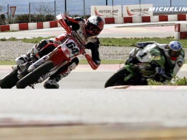 We Are Racers: Supermoto vs. Superbike Video by Michelin