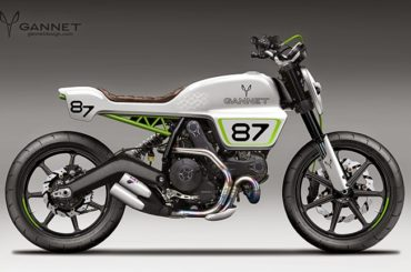 Even more Ducati Scrambler Mock-Ups