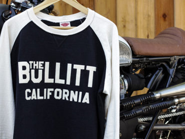 Vintage-styled Bullitt Jerseys by Hometown Jersey