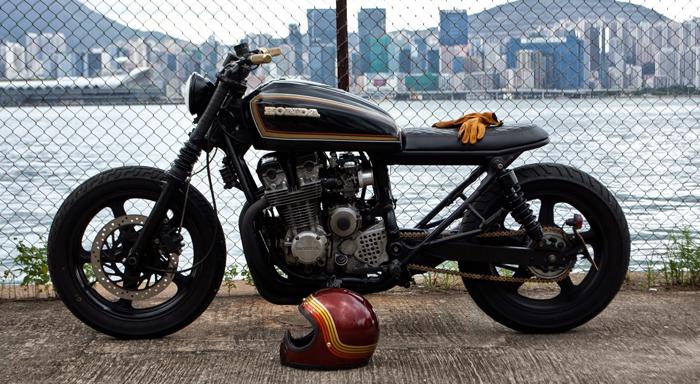 Meet Soichiro The Custom 1991 Honda Nighthawk Brat