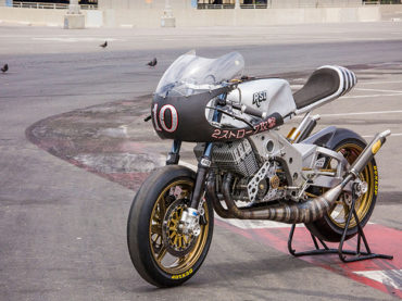2 Stroke Attack by Roland Sands Design