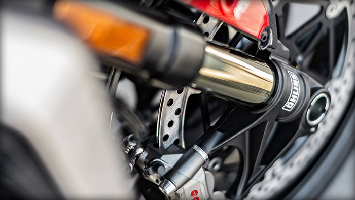 Ducati Monster 1200 R Ohlins