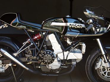 Walt Seigel Motorcycles Leggero series Ducati racers
