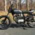 For sale :: 1975 Honda CL360 Tracker