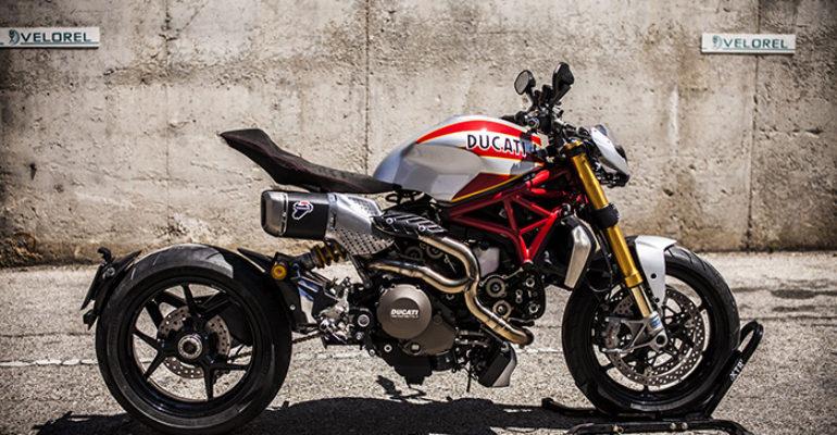 Custom Monster 1200S Siluro (2016) By XTR