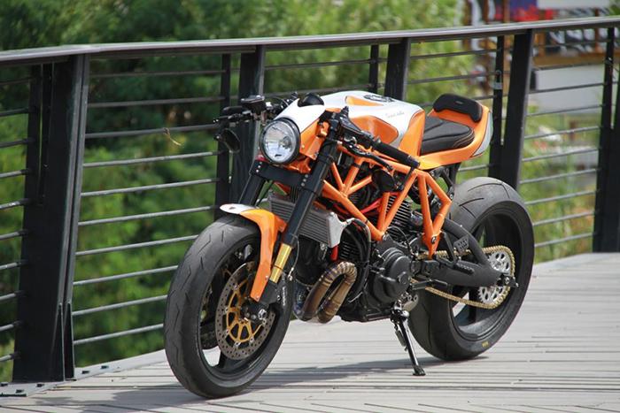 Ducati Ss Cafe Racer Kit