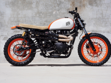 Custom Triumph Bonneville by Perfekt Speed Shop