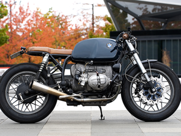Cafe Racer Dream's CRD#61 BMW R 100 RS Cafe Racer