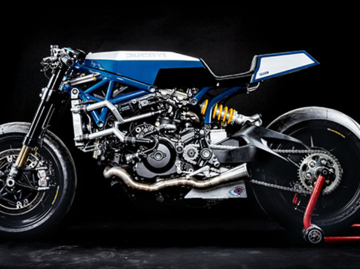 Ducati Pandora Monster 1200 R by Young Guns Speed Shop
