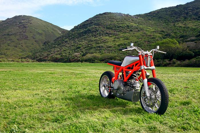 Ducati Hyper Scrambler - Untitled Motorcycles
