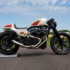 Harley Sportster Cafe Racer by Get Lowered Cycles