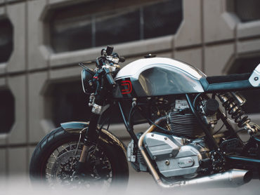 For Sale :: Ducati 860 Cafe Racer by Bryan Heidt