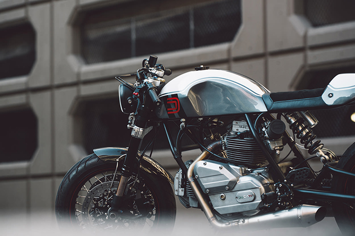 Ducati 860, cafe racer, Ducati for sale, face racer for sale
