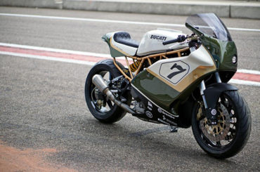 Ducati 900SS Distinto by Deep Creek Cycleworks