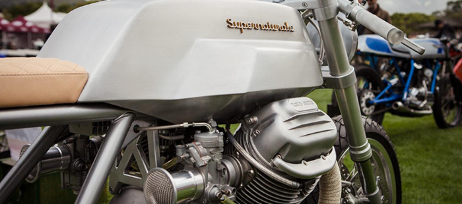1975 Moto Guzzi 850T 'Supernaturale' by Untitled Motorcycles