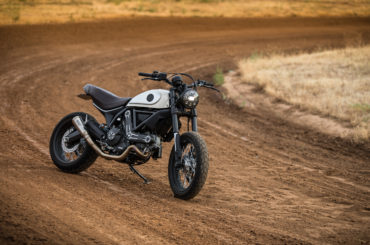 For Sale :: Motodemic's Scrambler Ducati Streettracker