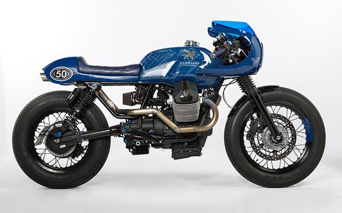 Vanguard V7 Anniversary Motorcycle