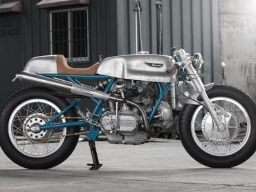 Sabotage Cycles Imola 860 GT: Green Frame Goodness