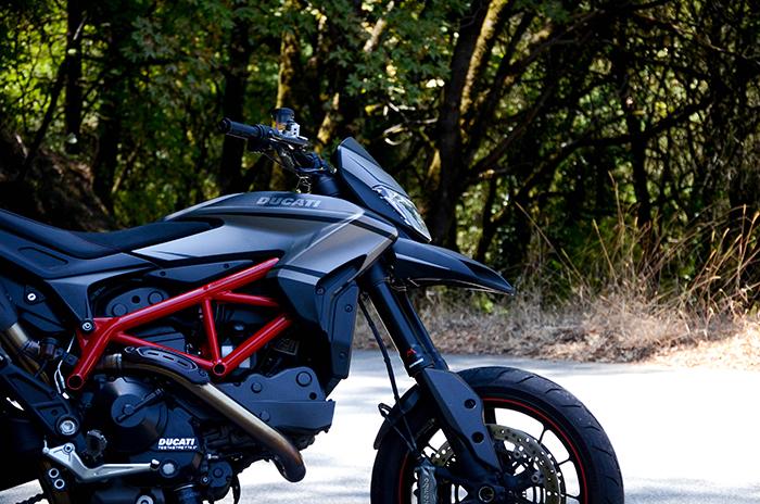 Ducati Hypermotard SP custom build