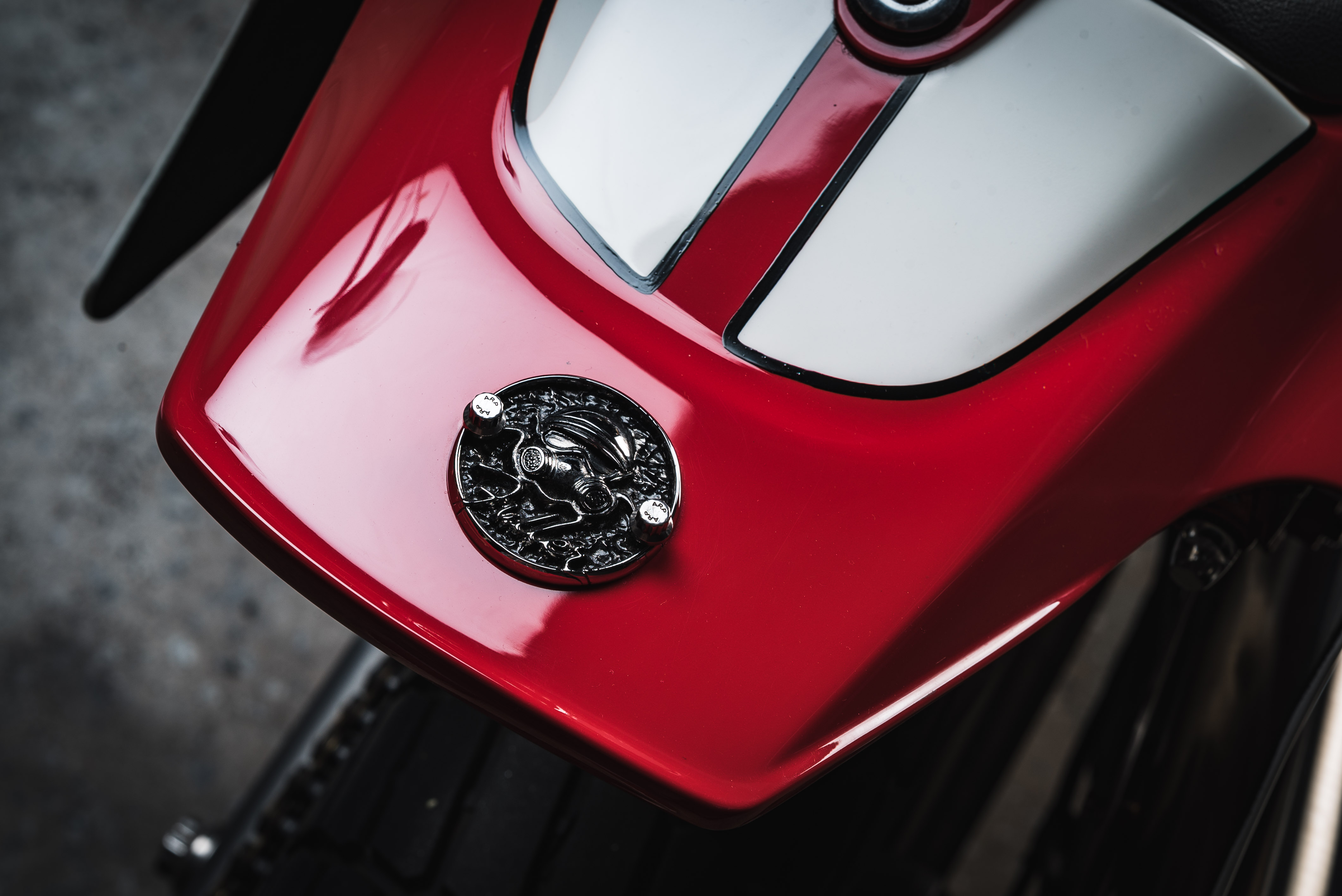 Fuller Moto Ducati Tracker