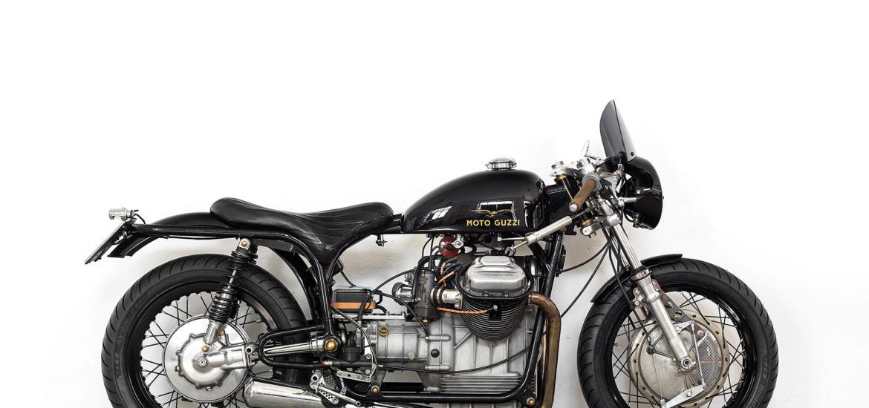 Moto Guzzi, vintage motorcycle