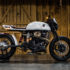 Honda CX500 Street Tracker by Chris Kent