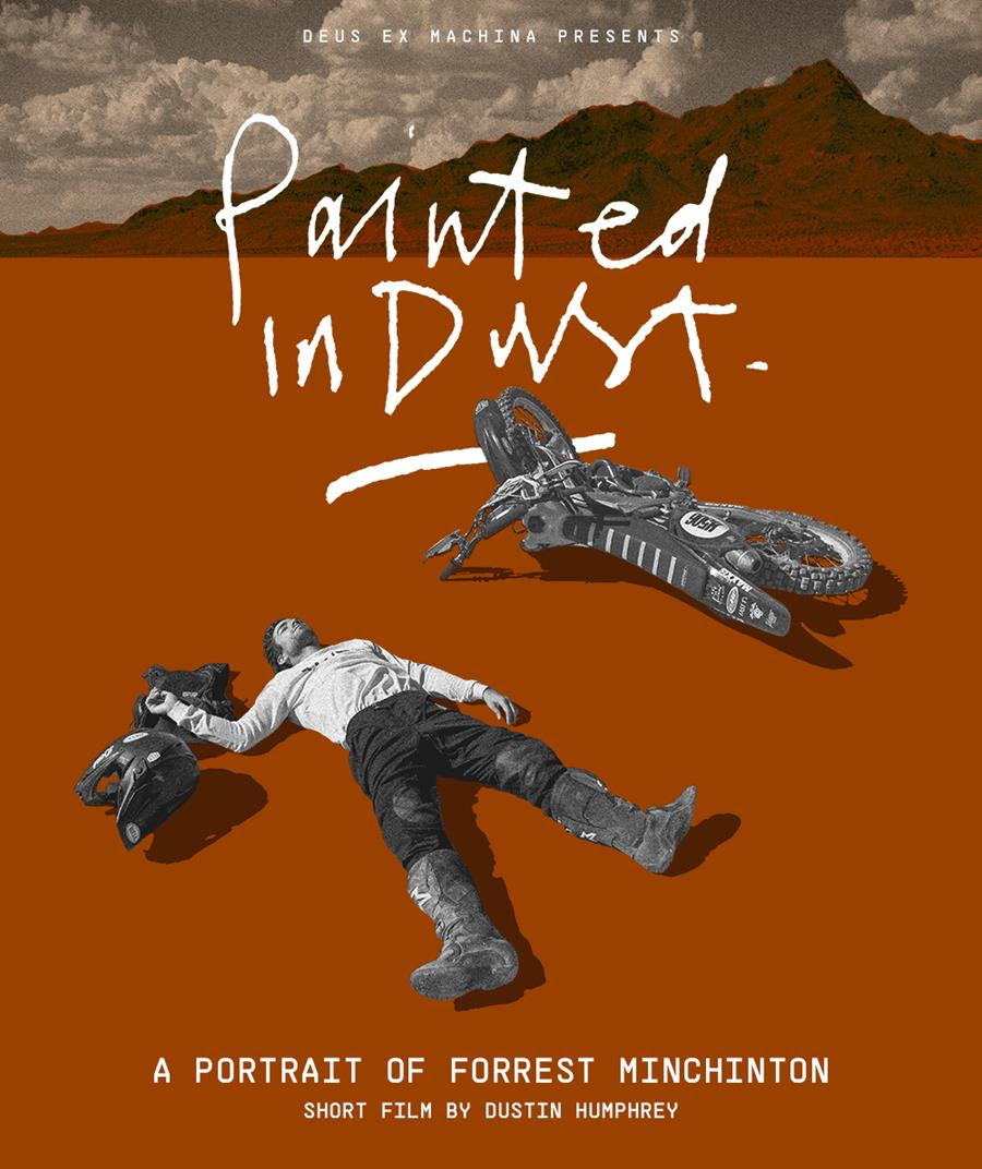 Painted in Dust - Deus, Forrest Minchinton