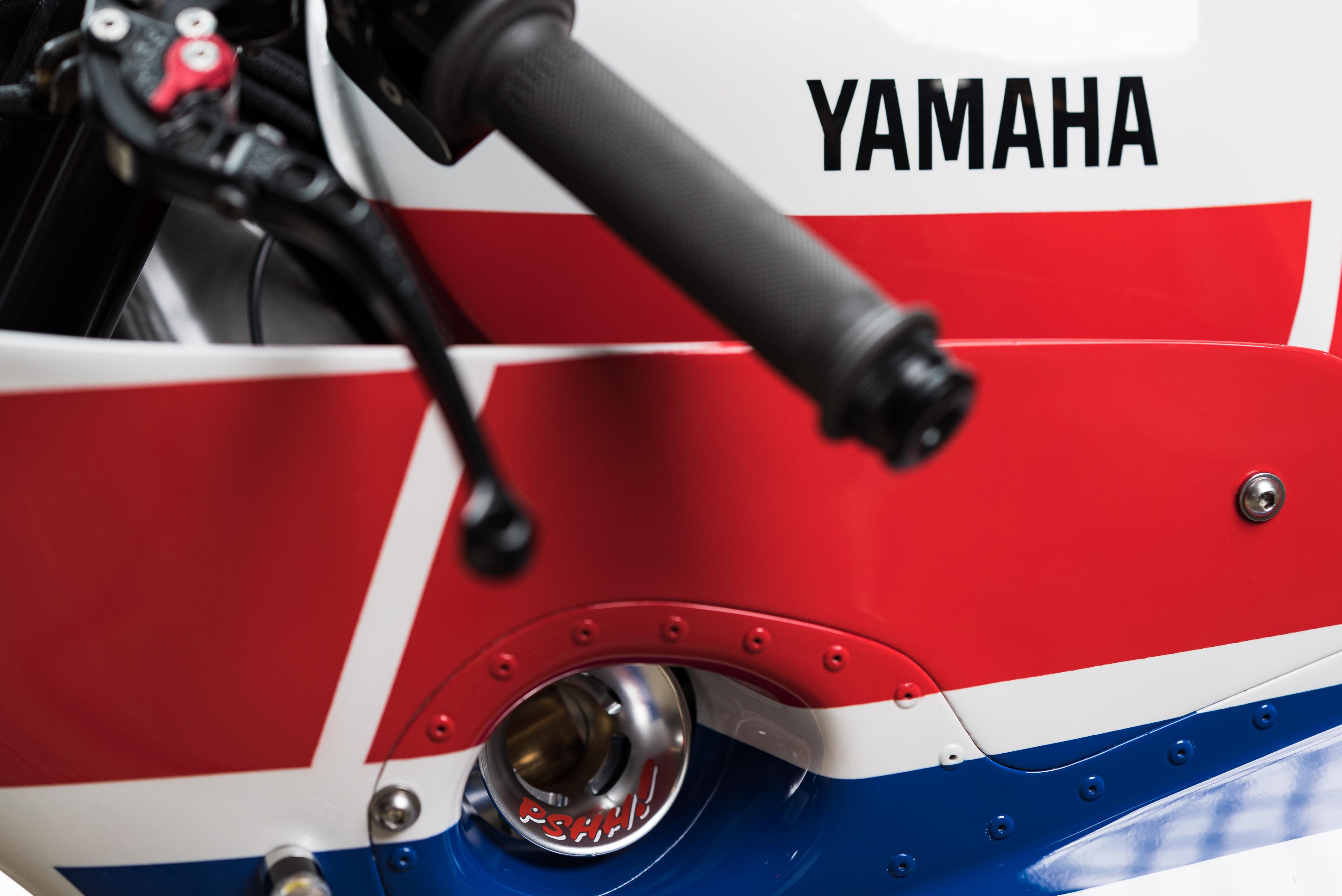 Yamaha XJ750 Maxim turbo