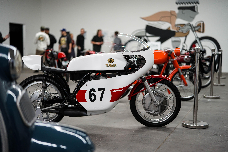 1972 Yamaha TD3 cafe racer