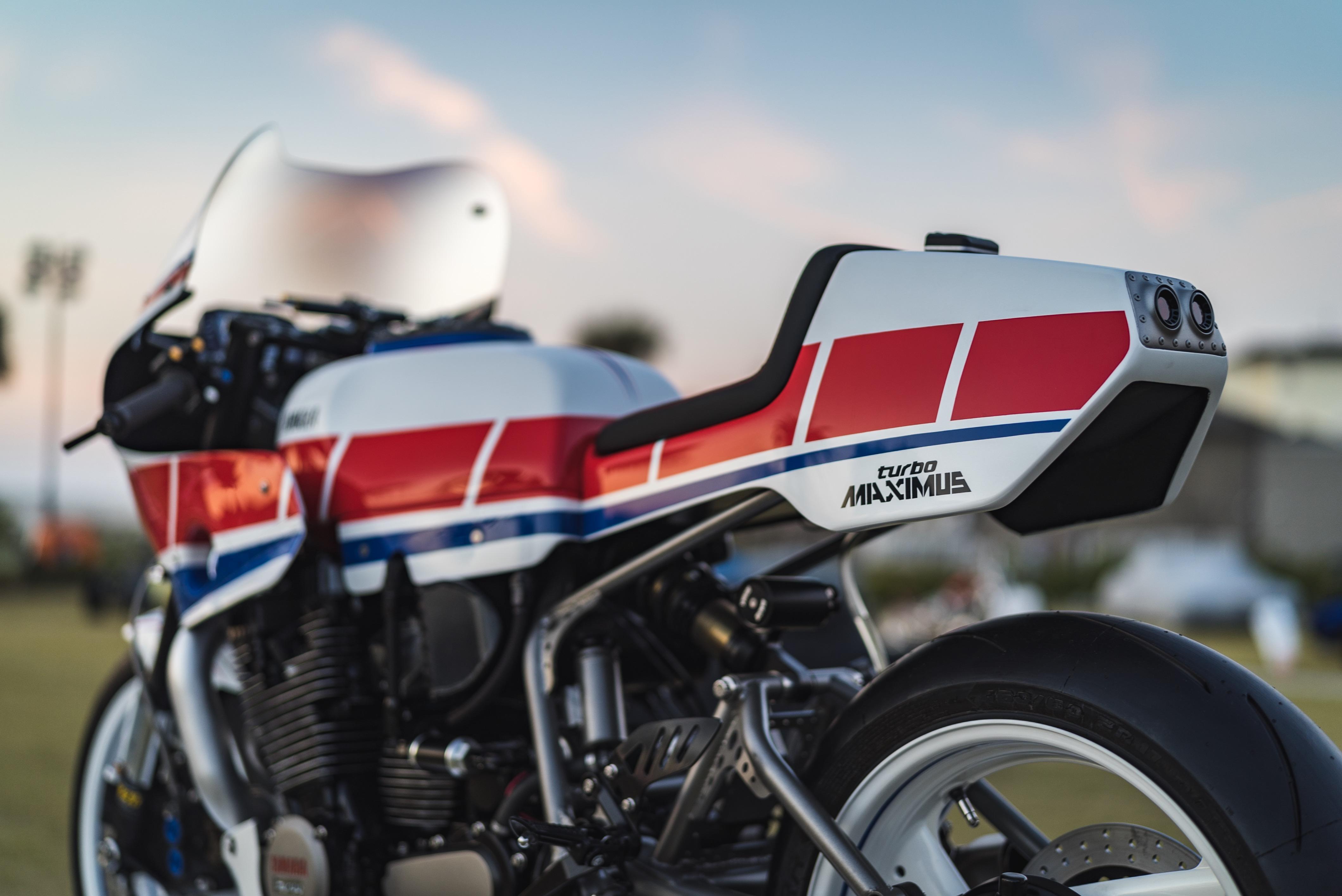 Turbo Maximus Yamaha XJ750 Maxim endurance racer